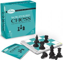 SOLITAIRE CHESS (ENGLISH)