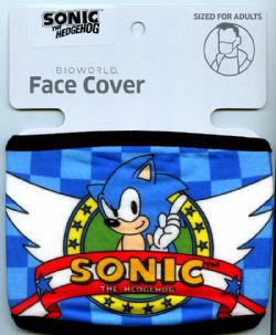 SONIC -  FACE MASK