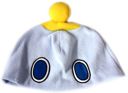 SONIC THE HEDGEHOG -  CHAO COSPLAY CAP