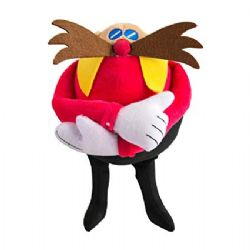 SONIC THE HEDGEHOG -  EGGMAN PLUSH (8