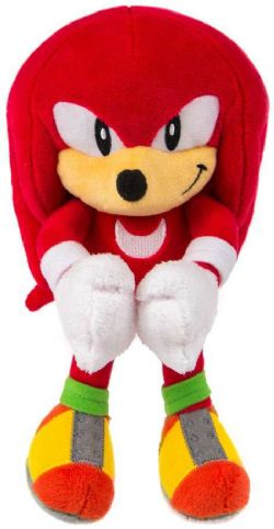SONIC THE HEDGEHOG -  KNUCKLES PLUSH (12