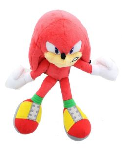 SONIC THE HEDGEHOG -  KNUCKLES PLUSH (8