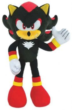 SONIC THE HEDGEHOG -  SHADOW PLUSH (12