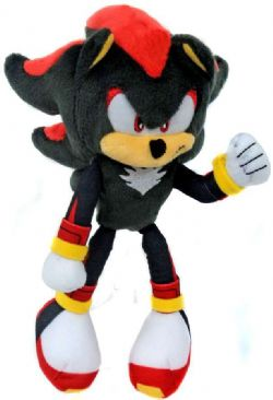 SONIC THE HEDGEHOG -  SHADOW PLUSH (8