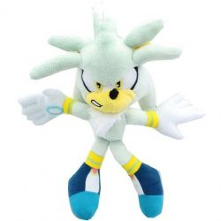 SONIC THE HEDGEHOG -  SILVER PLUSH (8