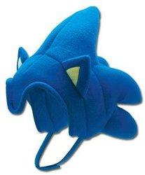 SONIC THE HEDGEHOG -  SONIC BIG HEAD COSPLAY CAP -  SONIC X