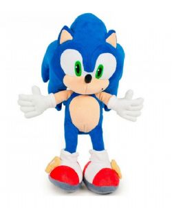 SONIC THE HEDGEHOG -  SONIC PLUSH (12