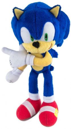 SONIC THE HEDGEHOG -  SONIC PLUSH (8