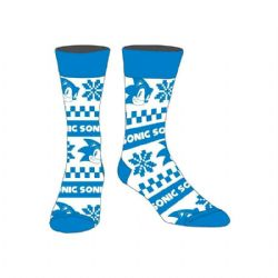 SONIC THE HEDGEHOG -  SONIC SOCKS (10-13)