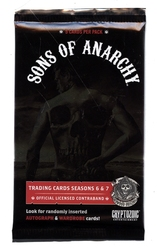 SONS OF ANARCHY -  SONS OF ANARCHY SEASONS 6-7 (P5/B24)