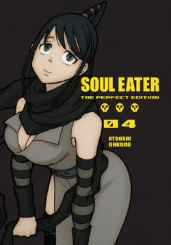 SOUL EATER -  PERFECT EDITION (ENGLISH V.) 04