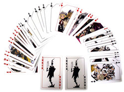 SOUL EATER -  PLAYING CARDS