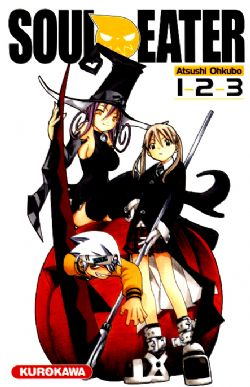 SOUL EATER -  TOME 1-2-3 (FRENCH V.) 01