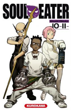SOUL EATER -  TOME 10-11 (FRENCH V.) 05