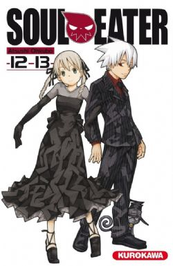 SOUL EATER -  TOME 12-13 (FRENCH V.) 06