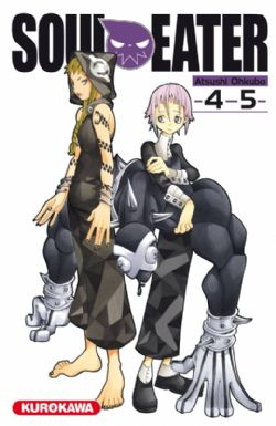 SOUL EATER -  TOME 4-5 (FRENCH V.) 02