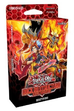 SOULBURNER -  STRUCTURE DECK (P46) (FRENCH EDITION)