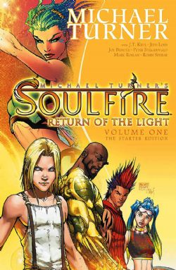 SOULFIRE -  RETURN OF THE LIGHT TP 01