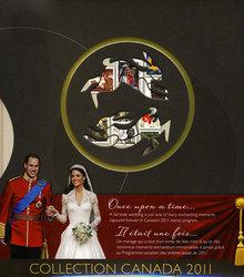 SOUVENIR ALBUM -  THE COLLECTION OF CANADA'S STAMPS 2011
