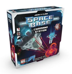 SPACE BASE -  COMMAND STATION (ENGLISH)