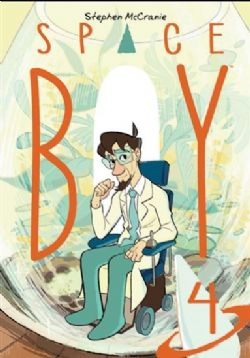 SPACE BOY -  (FRENCH V.) 04