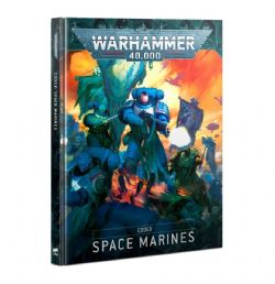 SPACE MARINES -  CODEX (ENGLISH)