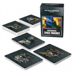 SPACE MARINES -  DATACARDS (ENGLISH)