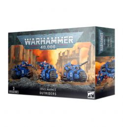 SPACE MARINES -  OUTRIDERS
