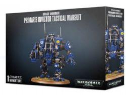 SPACE MARINES -  PRIMARIS INVICTOR TACTICAL WARSUIT
