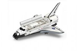 SPACE VEHICLES -  SPACE SHUTTLE ATLANTIS 1/144 (SKILL LEVEL 3)