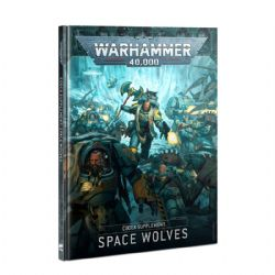 SPACE WOLVES -  CODEX SUPPLEMENT (ENGLISH)