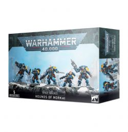 SPACE WOLVES -  HOUNDS OF MORKAI