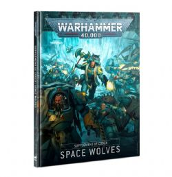 SPACE WOLVES -  SUPPLÉMENT DE CODEX  (FRENCH)