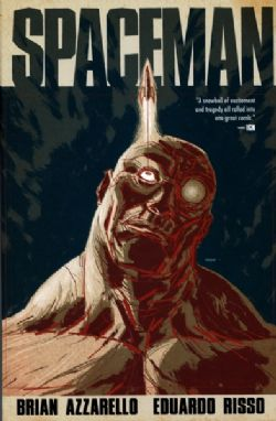 SPACEMAN -  USED BOOK - SPACEMAN TP (ENGLISH)