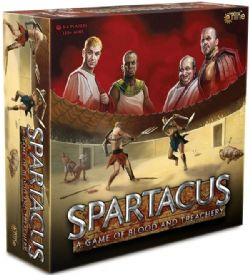 SPARTACUS : LE PRIX DU SANG ET DE LA TRAHISON -  BASE GAME (FRENCH)