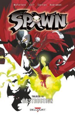 SPAWN -  DESTRUCTION 19
