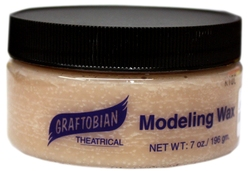 SPECIAL EFFECTS MAKEUP -  MODELING WAX - 7 OZ/196 GM