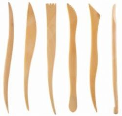 SPECIAL EFFECTS MAKEUP -  SCULPTING SPATULA SET