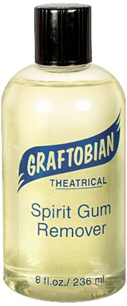 SPECIAL EFFECTS MAKEUP -  SPIRIT GUM REMOVER - 236 ML