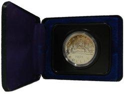 SPECIMEN DOLLARS -  VOYAGEUR DESIGN -  1975 CANADIAN COINS