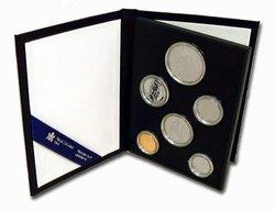 SPECIMEN SETS -  1983 SPECIMEN SET - REGULAR -  1983 CANADIAN COINS 03