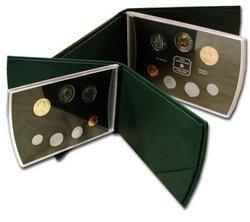 SPECIMEN SETS -  1999 SPECIMEN SET - BEAR -  1999 CANADIAN COINS 19