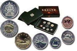 SPECIMEN SETS -  2003 SPECIMEN SET -  2003 CANADIAN COINS 23