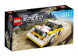 SPEED CHAMPIONS -  1985 AUDI SPORT QUATTRO S1 (250 PIECES) 76897