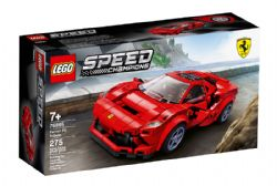 SPEED CHAMPIONS -  FERRARI F8 TRIBUTO (275 PIECES) 76895