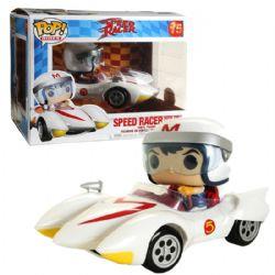 SPEED RACER -  POP! VINYL FIGURE OF SPEED RACER WITH THE MACH 5 (4 INCH) 75