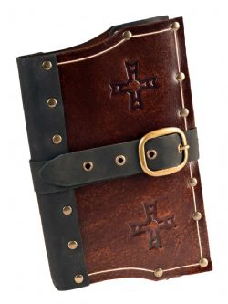 SPELLBOOK -  CROSS SPELLBOOK (MEDIUM)