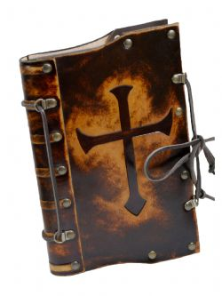 SPELLBOOK -  PIOUS MEDIUM SPELLBOOK