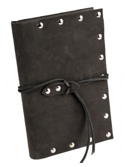 SPELLBOOK -  SIMPLE SPELLBOOK - BLACK (SMALL)