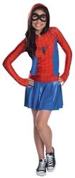 SPIDER-GIRL -  SPIDER-GIRL COSTUME (CHILD)